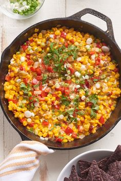 Recipe: Hot Corn Casserole — Quick and Easy Weeknight Sides