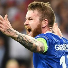 Iceland's players have made a name for themselves at Euro 2016