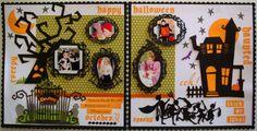 happy hauntings cricut cartridge | Happy Hauntings