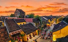 Photos that show why Hoi An, Vietnam is the world's best city in 2019 - Insider Vietnam Tour, Visit Vietnam, Vietnam Travel, Hoi An, Romantic Destinations, Top Destinations, Vietnam Image, Best Places To Retire, Excursion