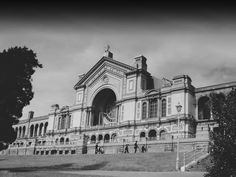 Alexandra Palace - The Peoples Palace