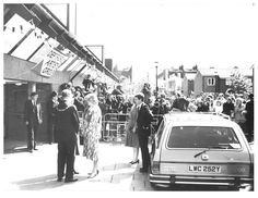 Celebrating 30 Years. On 18 May 1982, the Albany's building on Douglas Way was officially opened by Diana, Princess of Wales. Copyright © Albany Deptford