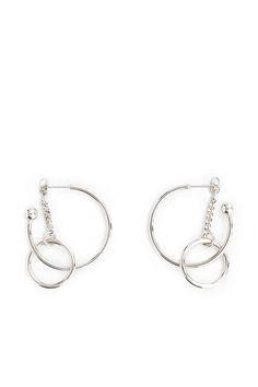 6367af933 Justine Clenquet x OC, Joe Hoop In Hoop Earrings , Hoop in hoop earrings,