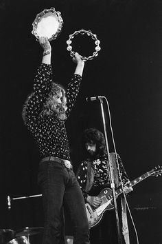 Robert Plant/Jimmy Page 1970 The Band, Great Bands, Cool Bands, Jimmy Page, Hard Rock, Rock Rock, Live Rock, El Rock And Roll, Rock And Roll Bands