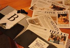 gorgeous press kit