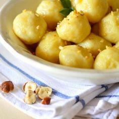 Gnocchi ripieni al formaggio. Condivisa da: http://lapanciadellupo.blogspot.it