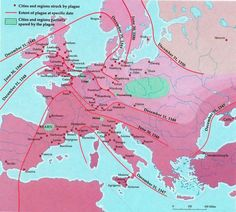 Seismic hazard map europe and the mediterranean region by the up to 60 of the european population died in the 1300s gumiabroncs Images
