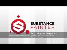 Substance Painter Tutorial – Model Preparation 03: Tangents & shading for Normal maps - YouTube