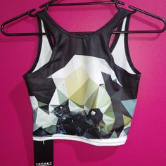 ?BlackMilk? Pugism reversible crop size small ? BNWT - BlackMilk reversible pugism crop size small. Museum piece no longer available.   Email me at rainboutique.sales@gmail.com for purchases  As items are shipped from aus with tracking BlackMilk Tops Crop Tops