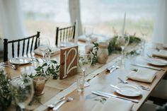 Maddie and David's Stunningly Romantic Cottage Wedding Cottage Wedding, Romantic Cottage, Table Settings, Shabby Chic, David, Table Decorations, Room Interior, Wedding Decor, Waiting