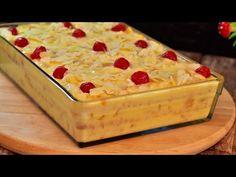 حلا طبقات الفواكه المنعشه من غير فرن ومن غير بيض حلا الكاسترد Layered Biscuit Sweet With Fruits Youtube In 2021 Arabic Dessert Favorite Dessert Recipes Desserts