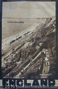 On the South Coast City Photography, Wedding Photography, Funny Blogs, British Seaside, Dorset England, Railway Posters, Bournemouth, London Wedding, Love Photos