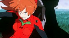 I got Asuka from Neon Genesis Evangelion! Which Badass Anime Character Are You?   AYYYYyyYy