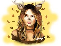 lydia martin fan art | Tumblr