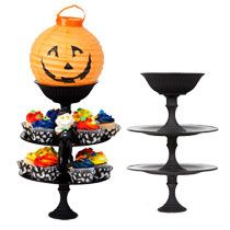 Bulk Halloween Craft: Cupcake Stand at DollarTree.com
