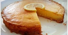 Egyszerű citromos pite (paleo)