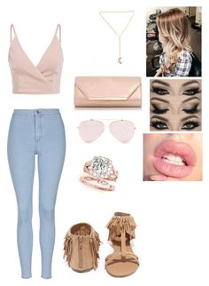 """""""Untitled #76"""" by angelice234 on Polyvore featuring Topshop, Qupid and Dorothy Perkins"""