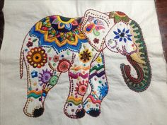 Applique Designs, Elsa, Quilts, Embroidery, Crochet, Artwork, Flowers, Animals, Elephants