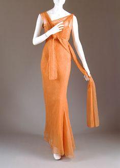 Elsa Schiaparelli Dresses | Elsa Schiaparelli (French, born Italy, 1890–1973)