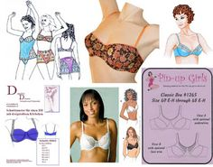Epic FAQ page on making your own bras. Awesome!
