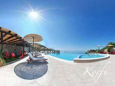 Green Hill Resort, Pelekas / Korfu Mitte-West- Ferienwohnung zu mieten bei Korfu Exklusiv