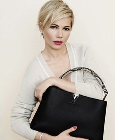 Michelle Williams for Louis Vuitton - The Neo-Traditionalist