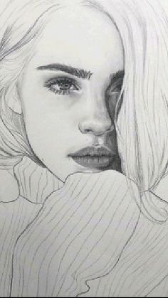 5 Stunning Realistic Portrait Drawings