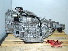Subaru Legacy CVT/Continuously variable transmission TR690JHAAA 2010 - Legacy 2010 - JDM RACING MOTORS