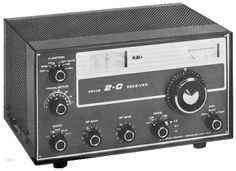 My first receiver used it with my Drake 2nt.  Got them both at Henry Radio