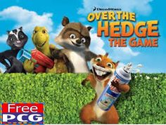 Over The Hedge Free Download PC Game