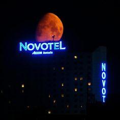 Sleepy Moon, Warsaw, Poland