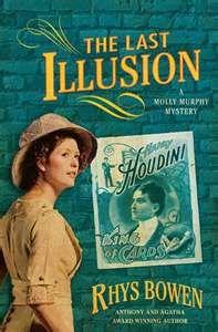 Molly Murphy Mysteries by Rhys Bowen