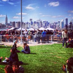 With room for 200 vendors, including 75 food vendors, Smorgasburg operates year-round so you can chow your way through Brooklyn.