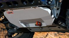 Ford Ranger PX - ARB 4×4 Accessories   Under Vehicle Protection - ARB 4x4 Accessories