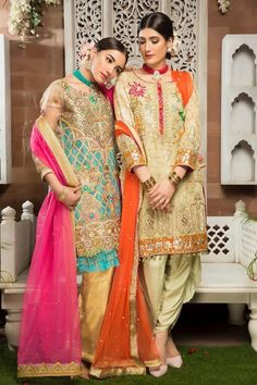 Pakistani Wedding Outfits, Pakistani Dresses, Indian Outfits, Eid Dresses, Dresses For Work, Party Dresses, Dress For You, New Dress, Semi Formal Wear