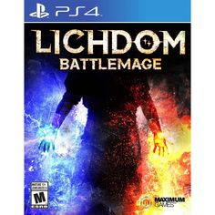 Sony PlayStation 4 Lichdom: Battlemage Video Game