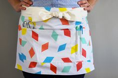 16 Awesome Aprons for Colorful Cooks via Brit + Co.