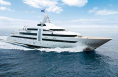 OCEANCO - Yachts for Visionary Owners - Vibrant Curiosity
