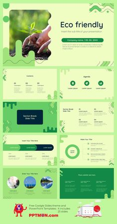 Eco-friendly Free PowerPoint Template and Google Slides Theme – presentation by PPTMON Features: 25+ Design-IDEA Creative Multi-purpose Presentation For PowerPoint templates and Google slides themes #Eco,#Business,#PPTtemplate#PPT#PowerPoint#presentation#FREEPPTTEMPLATE, #PPTDESIGN, #POWERPOINTDESIGN, #PPTTEMPLATEDOWNLOAD, #POWERPOINTTEMPLATE, #GOOGLESLIDES, #GOOGLESLIDESTHEME, #GOOGLEPRESENTATION, #FREEPOWERPOINTBACKGROUND, #PRESENTATIONDESIGN, #FREEPOWERPOINTTEMPLATES