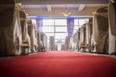 Room all set up for a civil ceremony Riverside Park, Civil Ceremony, Park Hotel, Wedding Pictures, Wedding Venues, Weddings, Room, Image, Home Decor