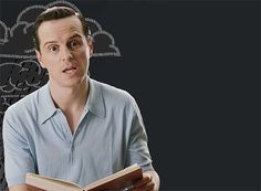 Bed time stories with.... You guessed it! Your favorite villain, Moriarty!!