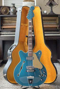 fender offcuts — spacebeach23: 1967 Fender Coronado II ...