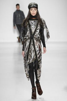 """inspired FQOTO AW2014-15 Sound Style """"Tech Blooms"""""""