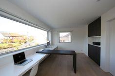 Home Office, Corner Desk, Inspiration, Furniture, Home Decor, Houses, Studios, Clean Design, Desk