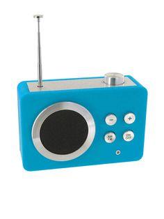 Mini Dolmen Radio by Lexon: $40 #Radio #Lexon