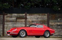 Miles Davis-owned 1967 Ferrari 275 GTB/4