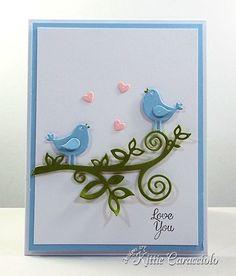KC Impression Obsession Love Birds 3 center