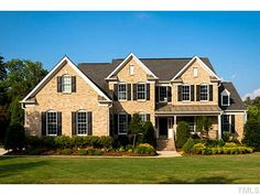 This show stopping home is located in Brier Creek Country Club. It has a gorgeous first floor master bedroom, formal dining room, hardwood floors throughout, walk-out deck, and even a gourmet kitchen! Moving to Raleigh, NC? Contact Marc Langefeld, REALTOR. Call 919.749.1117. Email langefeldm@hpw.com