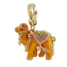 Juicy Couture Multi-color Camel Charm