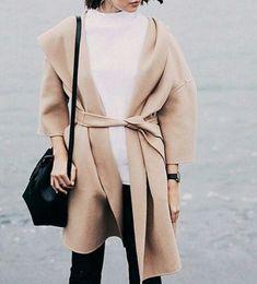 In diesem Jahr will ich unbedingt einen Camel-Mantel!
